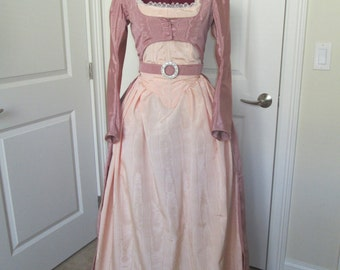 Angelica Schuyler Costume; Hamilton The Musical; Rococo Gown; Baroque Gown; Colonial Costume; Marie Antoinette Gown; Reenactment Gown