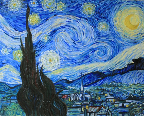 starry night descriptive essay You have not saved any essays starry night vincent van gogh's starry night is a marvelous painting in which van gogh paints a picture that is colorful and descriptive this painting can be described as mysterious and intriguing it can signify a variety of moods, objects, and atmosphere van gogh.