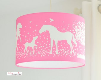 Lampshade horses - available in all colors !!!