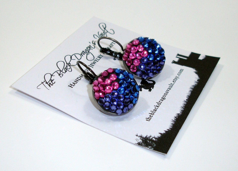 Bi pride jewelry