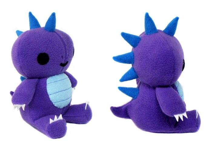 Plush Dinosaur Toy Pattern