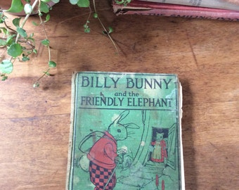 Billy Bunny and the Friendly Elephant