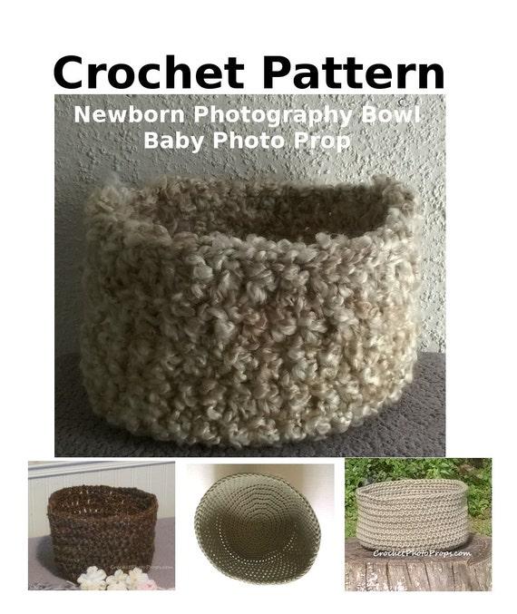 Crochet pattern to make Photography Nest by ...