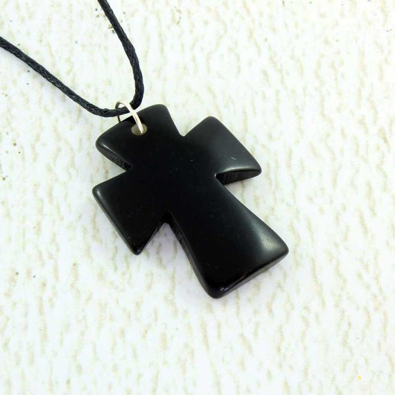 Mens Cross Necklace Christian Gifts for Men by ...