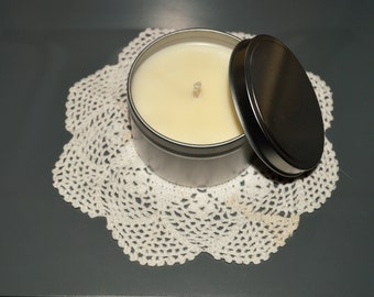 Handcrafted 8 oz Lovely Lavender Soy Candle