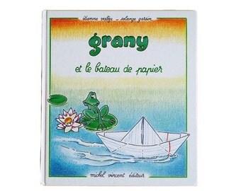 Grany et le bateau de papier, 1984