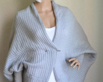 Hand made women's cardigan