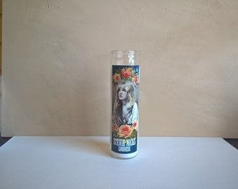 Stevie Nicks Saint Candle