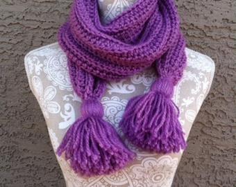 Scarf, Crocheted