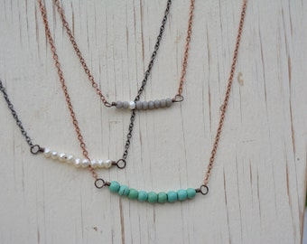 Dainty Layering Necklace