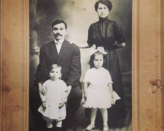 Antique Family Photo