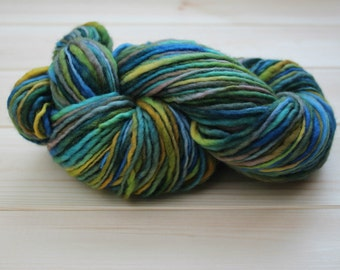 Manos del Uruguay - Wool Clasica - Colour #9134 Unlimited - 100g Pure Wool - Chunky weight
