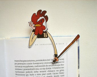 Hotline Miami Jacket bookmark gift for him gift for her game