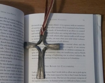 Cross Bookmark- Perfect Easter/Confirmation present