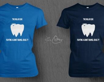 The Molar Bear T-shirt WOMEN'S FIT
