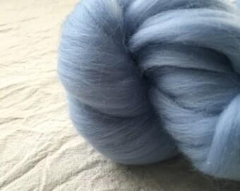 Ocean - 50g Merino Wool Roving