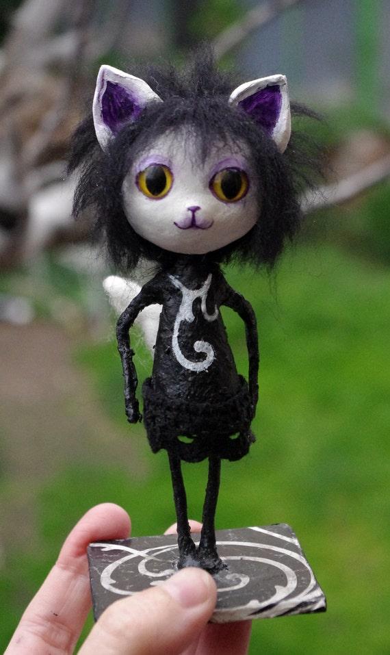 La gata Siouxsie