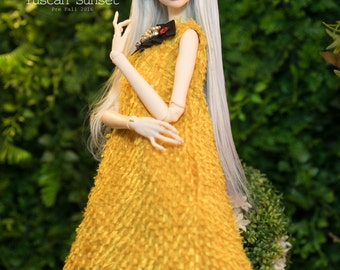 Tuscan Sunset - Dress for POPOVY & Fashion Doll Agency