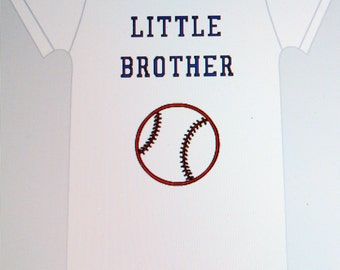 Little Brother Customizable Onsie