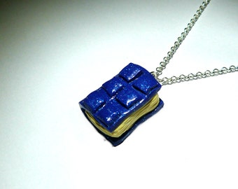 Riversong necklace, dr who necklace, tardis, scifi, geek, necklace, Doctor Who