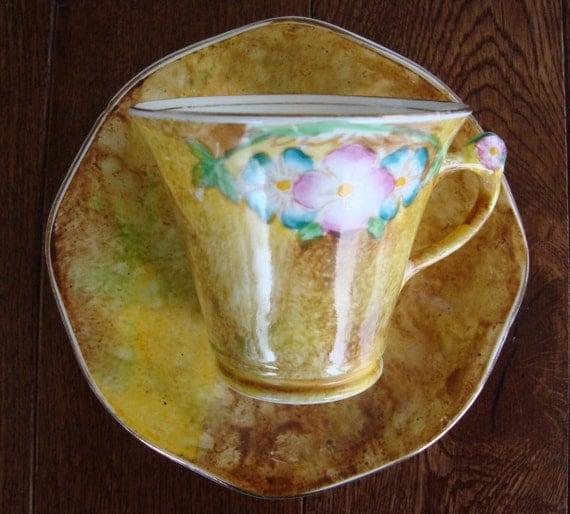 James Kent Ltd Fenton 2184 Made In England Vintage Tea