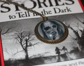 Scary Stories to Tell in the Dark Charm Necklace