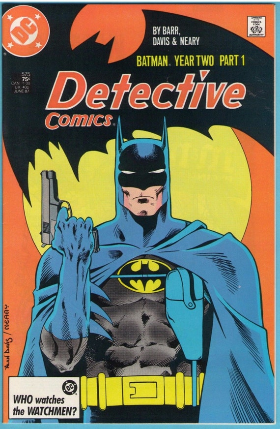 Detective Comics 575 Jun 1987 NM- (9.2)