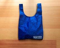 Personalized Nylon Bag, Personalized Shopper Tote, Personalized Market Bag