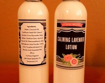 Natural Lotion