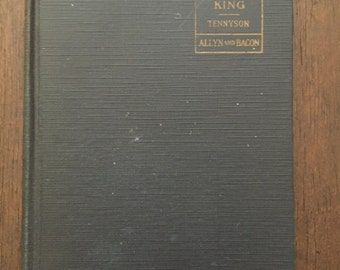 Idylls of the King by Alfred, Lord Tennyson - vintage 1923 edition