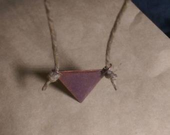 Crimson Statment Necklace