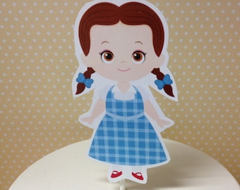 Wizard of Oz Cake Topper Decoration