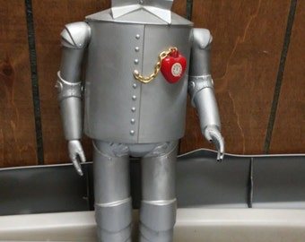 Tinman from Wizard of Oz by Hamilton Gifts w/no tag or axe