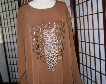 Women's Pants and Top - Silky and Elegant