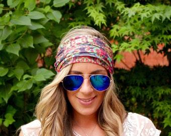BUY 2 get 1 FREE!! Utopia, Yoga Headband, Workout headband, Jersey Headband, Workout headband, ...