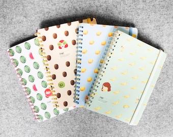 70% sale! Cute notebook/planner