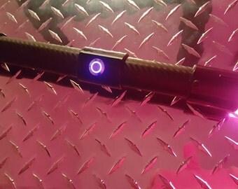Carbon Fiber Lightsaber - Custom Purple WITH SOUND