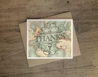 Nuestro Viaje Thank You Card - Nuestro Viaje Suite -