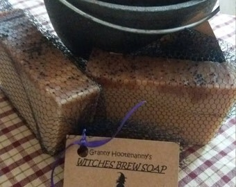 Witches Brew Soap For A Magickal Bath Time!