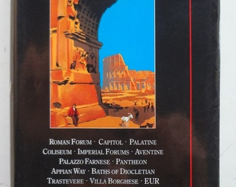 Knopf Guide to Rome - Italy - Travel Book - Travel Guidebook - Roma - Guidebook