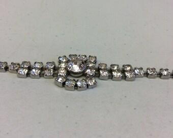 "Crystal 7"" Bracelet"