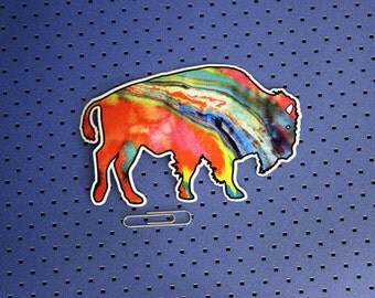 Psychedelic Stickers Etsy