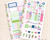 Succulents - Personal planner sticker kit