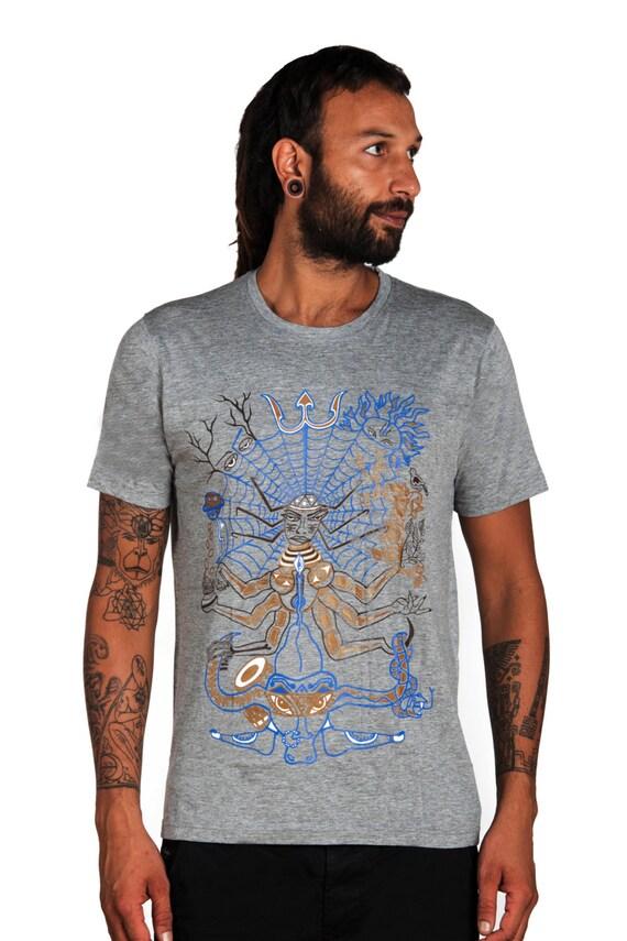 Shaman Healer T shirt Universe Shirt Ayahuasca Clothing