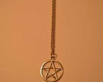Harry Dresden's Pentacle Necklace