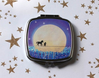 SALE*** Unicorn Friend Compact Mirror