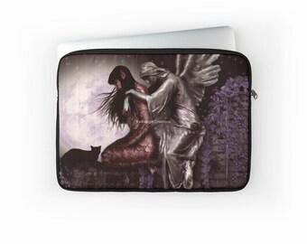 Dark Fantasy Art Laptop Sleeve! 'Prayer' - Multiple Sizes Available!