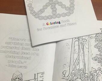 Making Peace Coloring Book Vol. 1