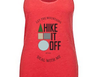 Women's Classic Tank in Vintage Red