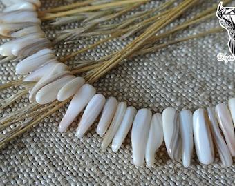 Nacre necklace